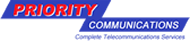 Priority Communication Logo
