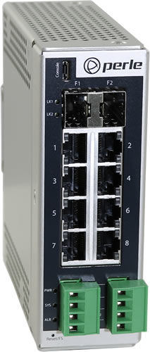 Switch Ethernet Industriale IDS-710HP
