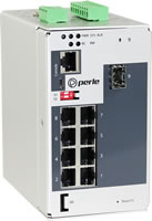 Switch Ethernet industriale gestito IDS-509-SFP