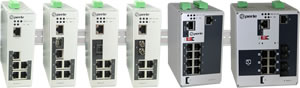 Switch Ethernet Industriali Managed di Livello 2