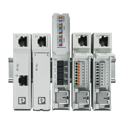 Panoramica patch panel
